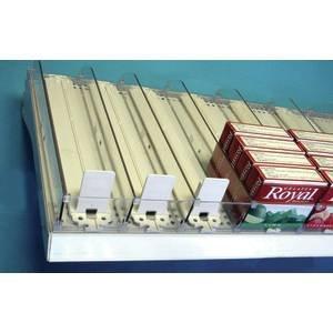 Auto-Feed Shelf Pusher System 15 x 2