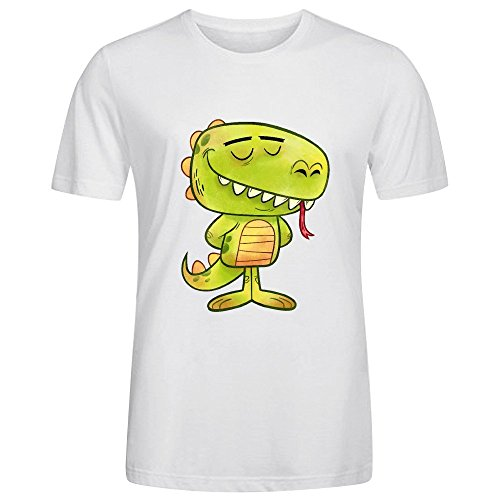 Anmals N Stuff Series 2 Lizard Man's Tee Shirts White (Boba Fett Suit For Sale)