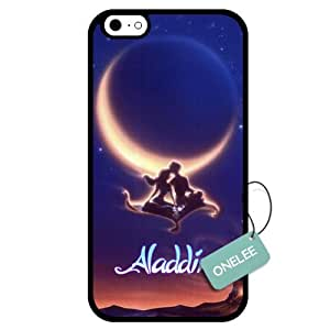 diy case - Disney Cartoon Movie Aladdin iPhone 6 Case & Cover - iPhone 6 Case - black 6