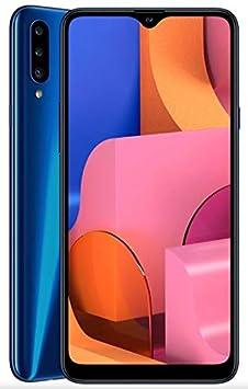 Black Samsung Galaxy A20s A207//DS Factory Unlocked - International Version 32GB//3GB RAM Dual SIM 6.5HD+ Snapdragon 450