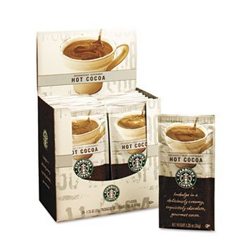 Starbucks® Gourmet Hot Cocoa COCOA,STARBUCKS,GOUR,24BX (Pack of5) by FIVSTR