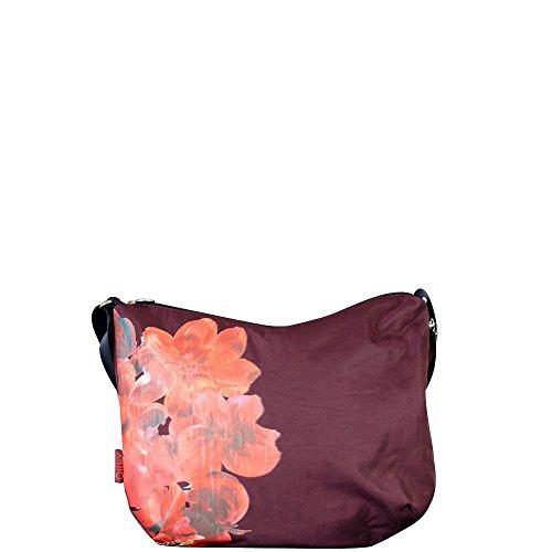 Oilily Schultertasche Shoulder Bag Burgundy
