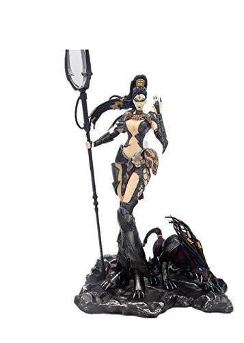 LOL League of Legends Nidalee The Bestial Huntress PVC Figure ()