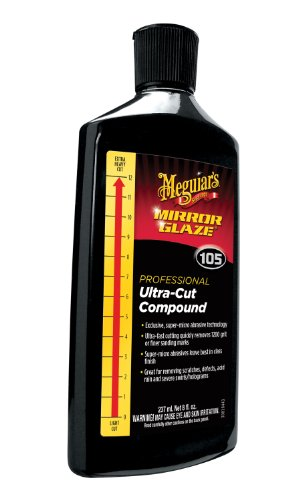 Meguiar's M105 Mirror Glaze Ultra-Cut Compound