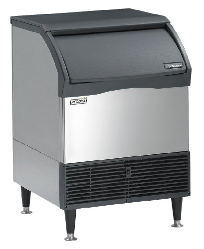 Scotsman Ice Maker Undercounter (Scotsman CU2026SW-1A Water Cooled 240 Lb Small Cube Undercounter Ice Machine)