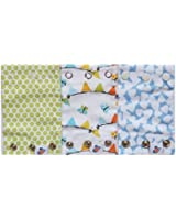 Bodysuit Extenders Pack of 3, Neutral, 3 Different Size Snaps