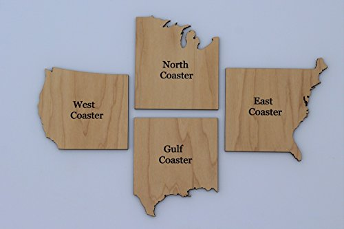 Shaped Coasters - 7