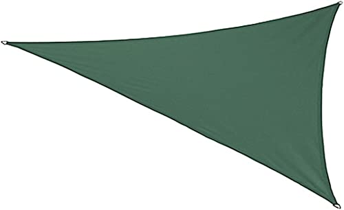"BELLRINO DECOR "" Thick and Strong Sun Shade Sail Triangle 16 x 16 x 16FEET"