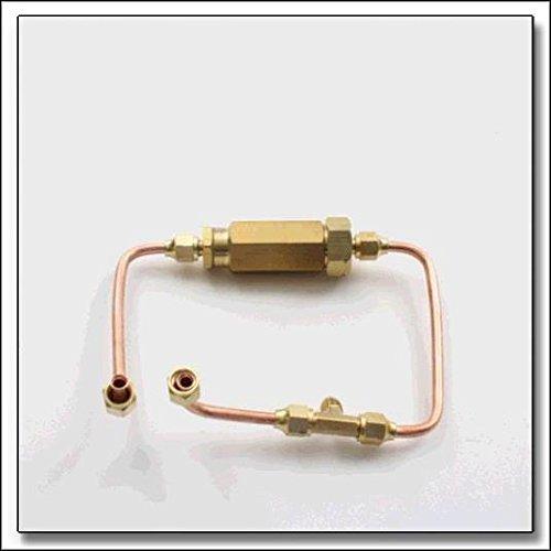 Bunn-o-matic 24394.0222 STR/FLOW CONT W TUBING.222GPM by Bunn-O-Matic