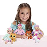 Little Sweeties Baby Doll with Pets, 8 inches
