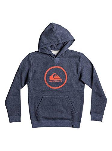 Quiksilver Big Logo Hood Youth Sudadera con Capucha, Niños: Quiksilver: Amazon.es: Ropa y accesorios