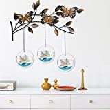 Candyqueen 1Pcs Creative Acrylic Planter Hanging