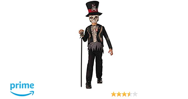 Rubies- Disfraz Voodoo Boy Inf, Multicolor, L (8-10 años) (700468 ...