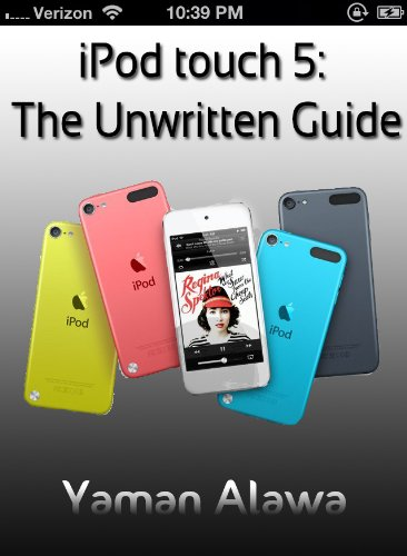 amazon com ipod touch 5 guide the unwritten ipod touch 5g manual rh amazon com manual ipod touch 5g en español iPod Touch 10th Generation