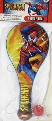 Spiderman Paddle Ball