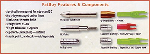 Easton Fatboy 80 Grain Target Point (Easton Target Points compare prices)