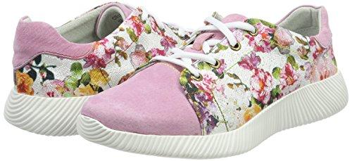 Laura Damen Delphine Rose 17 Sneaker Vita Pink 66qxrw10