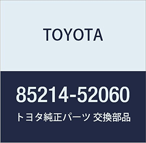 - Toyota 85214-52060 Rear Wiper Rubber