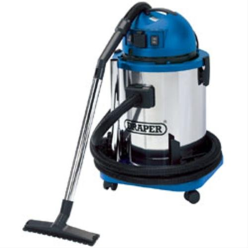 Draper 48499 1400W Wet and Dry Vacuum Cleaner