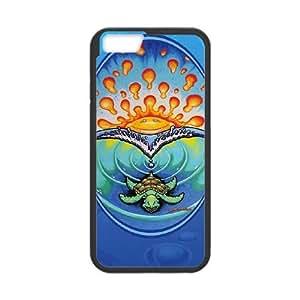 iPhone 6 Plus 5.5 Inch Cell Phone Case Black Tiny Turtle ISU500668