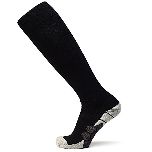 Soccer Socks for Men & Women, BEST Graduated Athletic Fit for Football,...