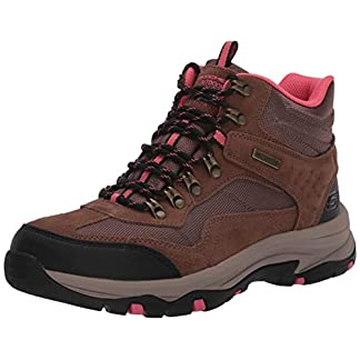 Skechers Women's Trego Base Camp Ankle Boot 2