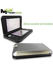 """Mugen Power - Nintendo 3DSXL 5800mAh verlängerte Batterie über 3X längere Runtime (silberne Farbabdeckung sind enthalten) """"Spielkonsole nicht im Lieferumfang enthalten"""" (NICHT FÜR NEUES Nintendo 3DSXL)"""