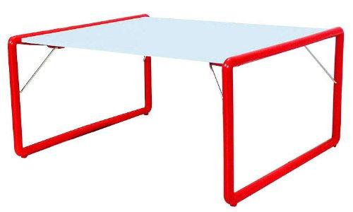 Hoohobbers Gofer Table, Red 250-02
