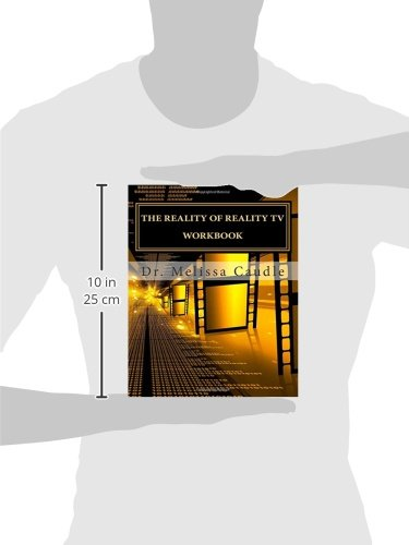 The reality of reality tv workbook dr melissa caudle the reality of reality tv workbook dr melissa caudle 9781460921593 amazon books fandeluxe Images