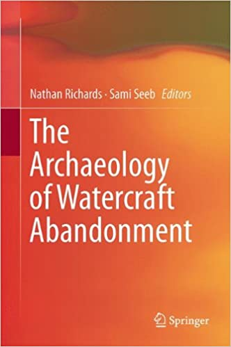 Book The Archaeology of Watercraft Abandonment