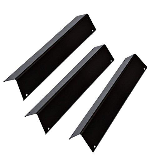 Onlyfire BBQ Gas Grills Porcelain-Enameled Steel Flavorizer Bars for Spirit 200 Series((Set of 3/15.3