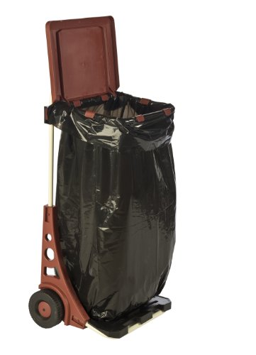 Ames Co 2443500 Poly Lawn And Leaf Cart Outdoor Carts Amp Bins Patio And Furniture