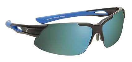 1aeddf8e72 Callaway Sungear Peregrine Golf Sunglasses - Matte Black Plastic Frame