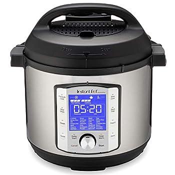Image of Instant Pot Duo Evo Plus 9-in-1 Electric Pressure Cooker, Slow Cooker, Rice Cooker, Grain Maker, Steamer, Saute, Yogurt Maker, Sous Vide, Bake, and Warmer|6 Quart|Easy-Seal Lid|14 Programs