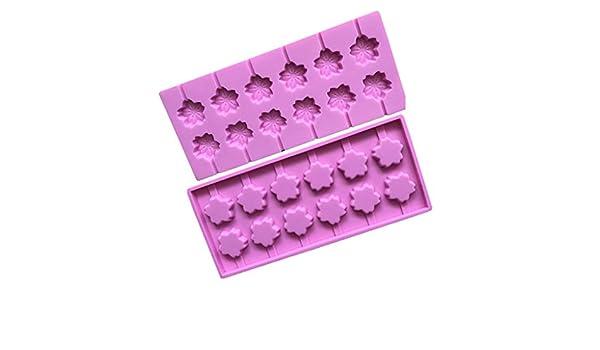 Molde de silicona MSOO para fondant, decoración de tartas, chocolate, molde para hornear: Amazon.es: Hogar