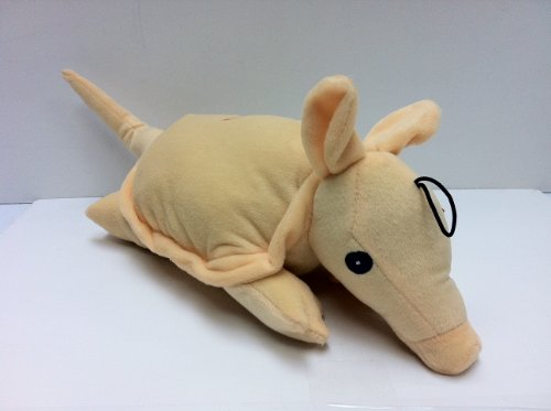 """Pet Christmas Gift Special – Colossal Plush Chew Toys for Pets 15"""" Armadillo, My Pet Supplies"""