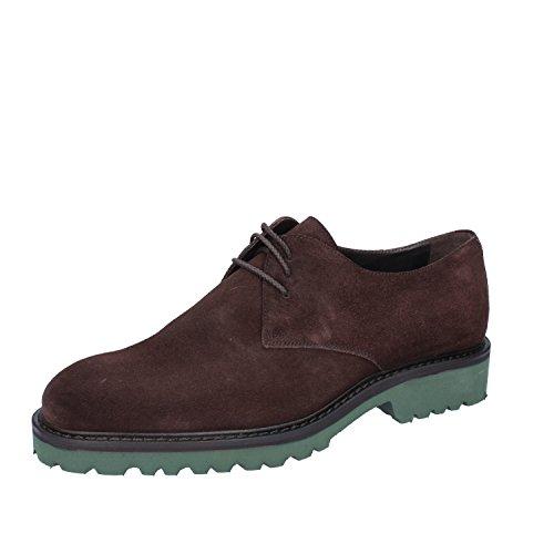 Men Brown Suede Mella Shoes Elegant Di tw8qAU