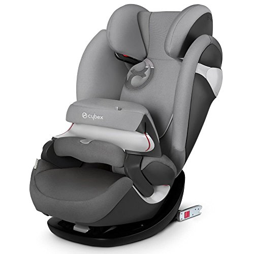 Cybex PALLAS M-FIX Manhattan Grey,mid grey