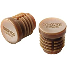 Brooks Rubber Bar End Plugs - Natural - BYB 371