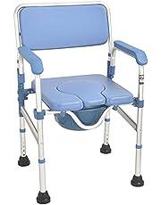 Gammal man sittande stol bada toalettstol badrum hem sittplats stolen funktionshindrade människor badstolar gravid kvinna duschstol-607B-ZMB
