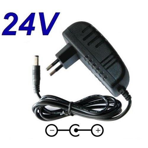 Cargador Corriente 24V Reemplazo Aspiradora Robot Vileda M-448A M-488A Recambio Replacement: Amazon.es: Electrónica