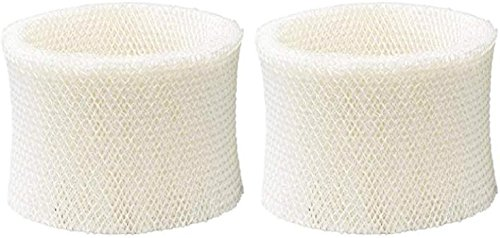 Humidifier Wick Filter Replacement For Protec Vicks Natural Mist Kaz HealthMist. Compared to Part WF2, 2 Filters by Nispira