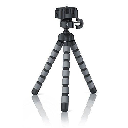 CSL - flexibles Dreibeinstativ   Universal Kamerastativ   Tripod / Stativ   Standard-Stativgewinde (1/4