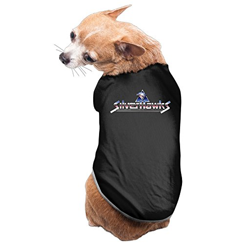 Dog Clothing Pet Supplies Hoodies Silverhawks Animated Television Series (Mad Dog Animated)