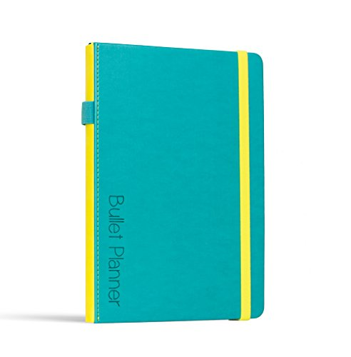 Summer Sale ! Scribbles That Matter | Bullet Planner | UNDATED Daily Weekly Monthly Planner | Size B5 | Get Your Life Organized | Become Super Focused and Productive Every Day by Scribbles That Matter