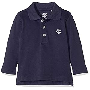 Timberland Baby Clothes | Baby Boys Polo Long Sleeve Shirt