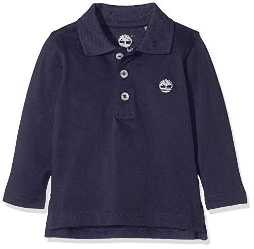 4491ea93 Timberland Baby Clothes | Baby Boys Polo Long Sleeve Shirt | BabyNation
