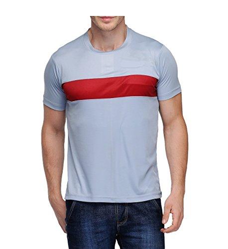 Scott Mens Jersey Round Neck Sports Dryfit Tshir