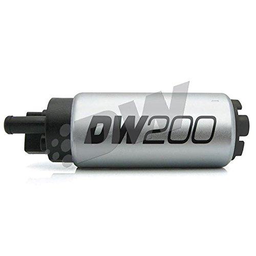 9-201-1024 DeatschWerks 94 Nissan 240sx//Silvia S14//S15 255 LPH DW200 In-Tank Fuel Pump w// Install Kit