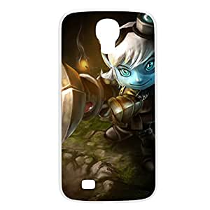 Tristana-001 League of Legends LoL Ipod Touch 4 Plastic White